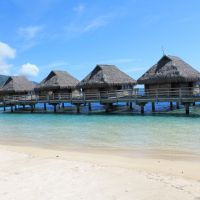 MOOREA * Manava Beach Resort & Spa