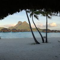 BORA BORA * Pearl Beach Resort & SPA